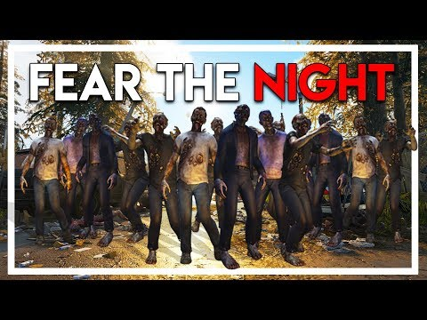 Another GOOD Early Access Survival Game! (Fear the Night Gameplay #1)