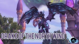 [World of Warcraft] How to get the Drake of the North Wind Mount