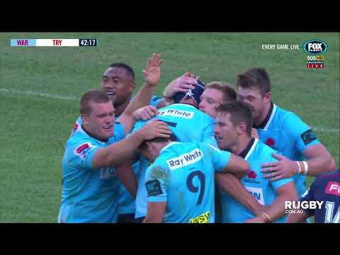2018 Super Rugby Round Five: Waratahs v Rebels