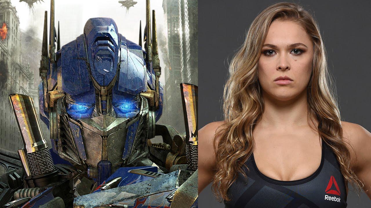 Nuevos Detalles De Transformers 5 Y Ronda Rousey En Nueva Película