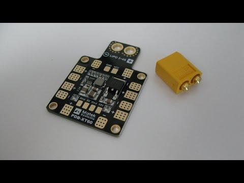 Matek XT60-PDB Overview
