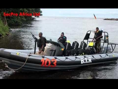 SecPro Africa Ltd Maritime Security