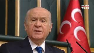 """Devlet Bahçeli: """"5 bin ülkücü, Türkmenlerin varlık mücadelesine katılmak üzere hazır beklemektedir"""""""