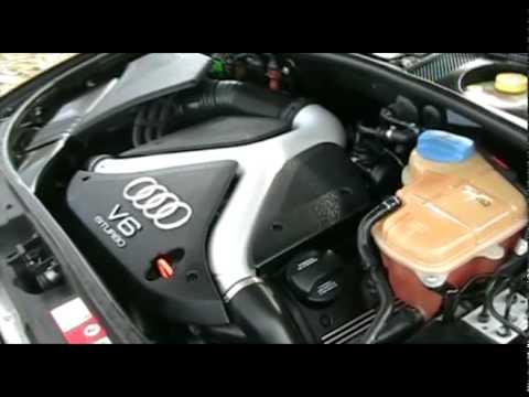 2001 Audi Allroad 2.7T Quattro S4096 - YouTube