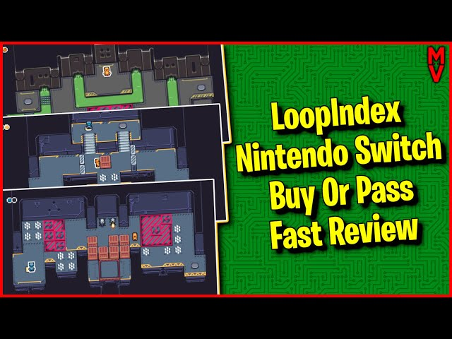 LoopIndex Review || Nintendo Switch Buy Or Pass Fast Review || MumblesVideos