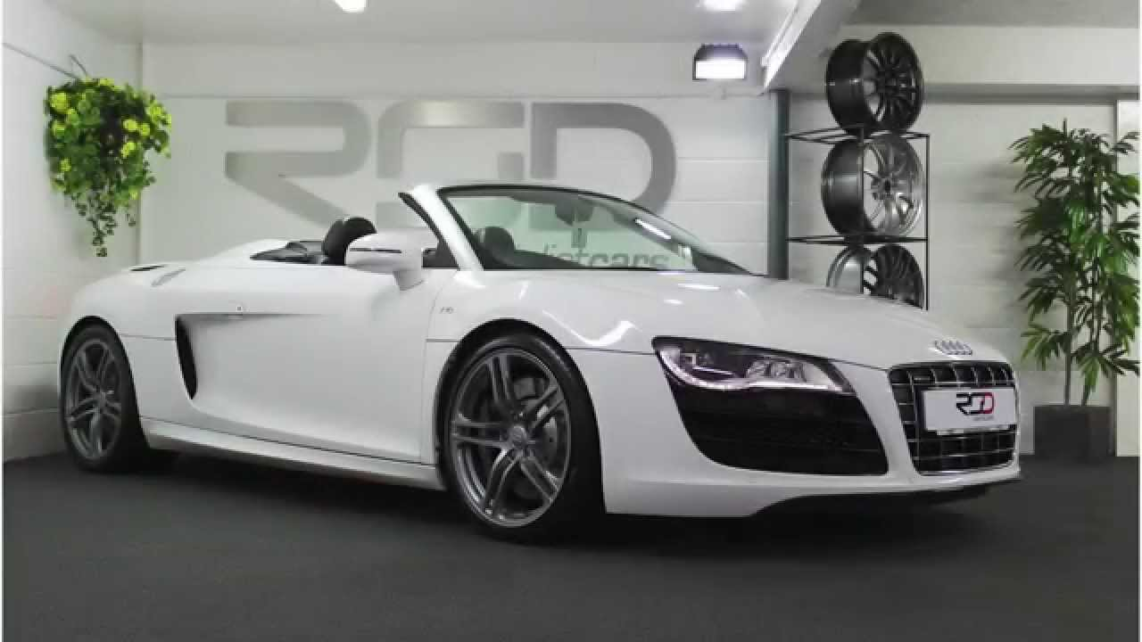 audi is for the sale now spyder newmotoring on