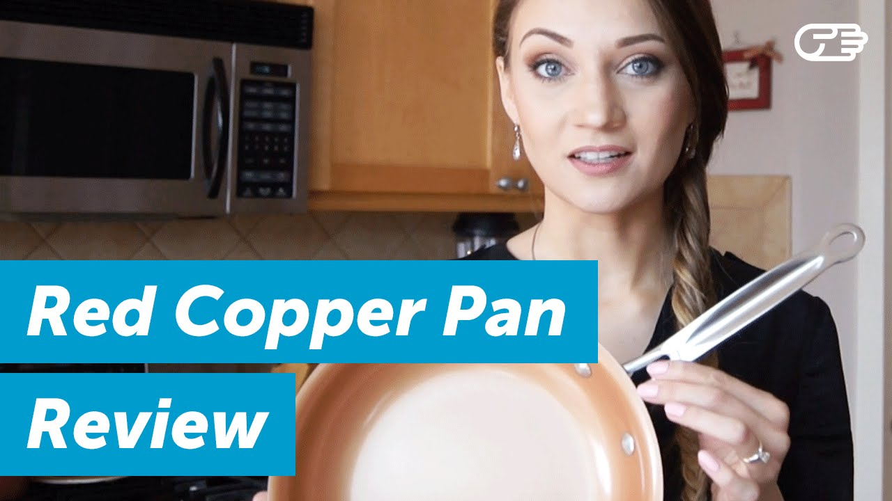 Copper Pan Reviews >> Red Copper Pan Review Highya