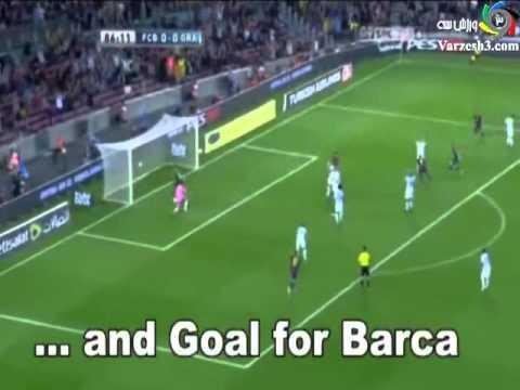 Barcelona A Disgrace to Football