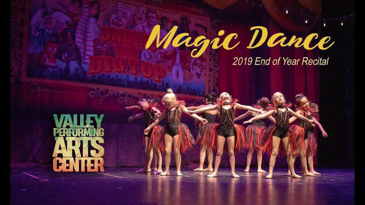 Dance Magic Dance   Basic Ballet Dance routine