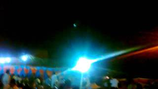 Fire Works On The Grand Musical Night In Larkana. 19/03/11