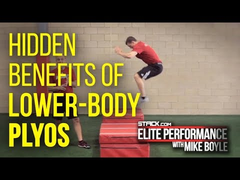 Elite Performance With Mike Boyle: Hidden Benefits of Lower-Body Plyos