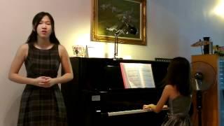 Nellie Trinity Grade 8 Vocal Exam - O Del Mio Dolce Ardor