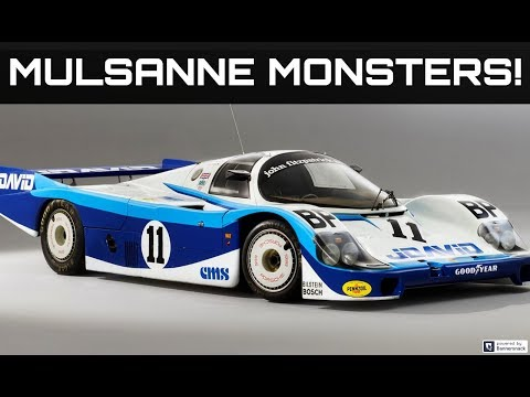 380k AT LE MANS! The Full Story Of Group C Endurance (1982-1992)