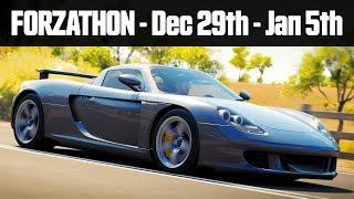 #Forzathon - Steam Boat Horn and Carrera GT - Forza Horizon 3