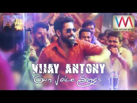 VijayAntony Own Voice Songs