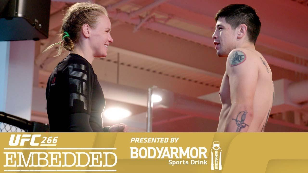 Download UFC 266 Embedded: Vlog Series - Episode 1