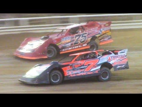 ULMS Super Late Model Heat One | Tyler County Speedway | 6-30-18