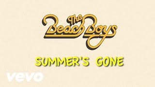 Video Summer's Gone The Beach Boys