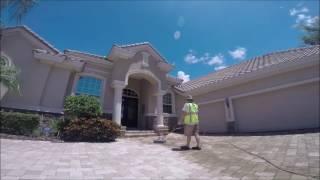 Why seal brick pavers? How to seal brick pavers, The Dura Guard way! Servicing, Florida