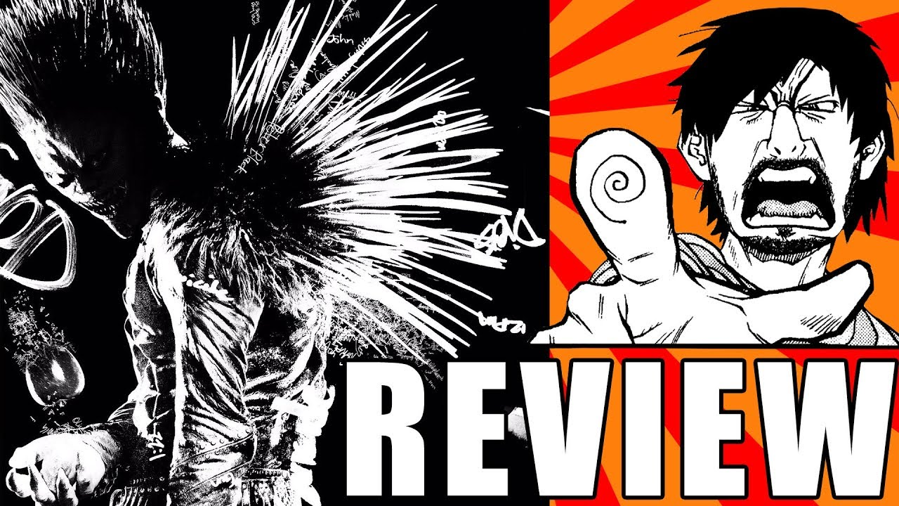 Anime Review #1 Death Note - YouTube