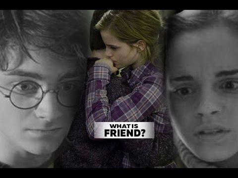 Harry & Hermione / Photograph