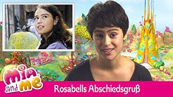 Rosabells Abschiedsgruß an alle Mia and me - Fans - Mia and me