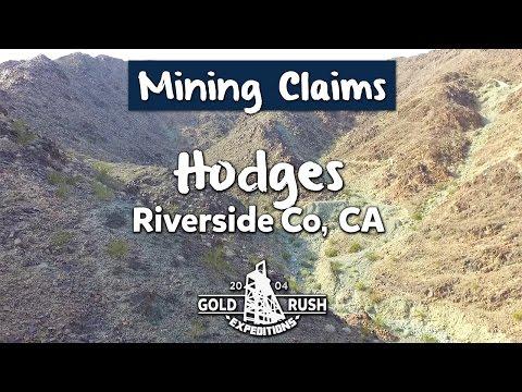 Hodges Mine - California - 2016