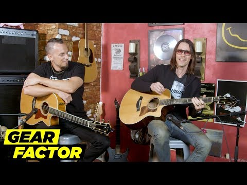 How Alter Bridge's Mark Tremonti + Myles Kennedy Learned to Play Guitar Solos