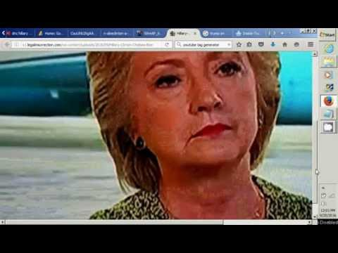 Hillary Clinton CGI USED Will the Real Slim Shady Please stand up?