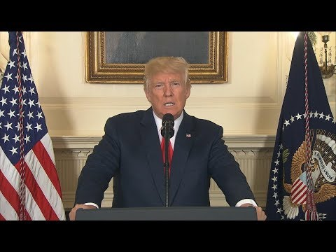 President Donald Trump addresses Charlottesville attack: Special Report