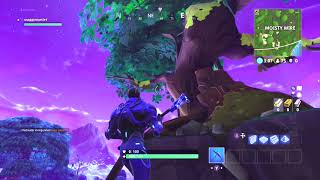 Fortnite Search between a bench, Ice cream truck, an a helicopter Week 4 Challenge 2018