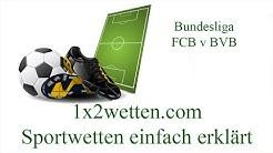 Bayern Dortmund Sportwetten Quoten Tipico Mybet Bet365