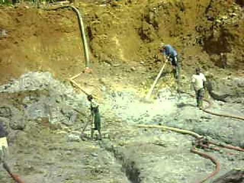 Gold Mining in Gyuana