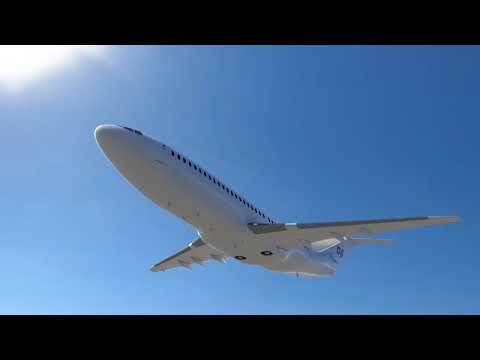 Inside Look at the D8 Ultra-Efficient Commercial Aircraft