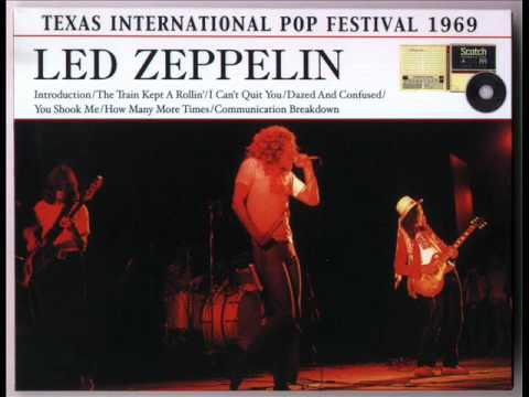 How Many More Times - Led Zeppelin (live Lewisville 1969-08-31)
