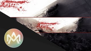FaZeClan | World War Z | Banner Timelapse Thumbnail