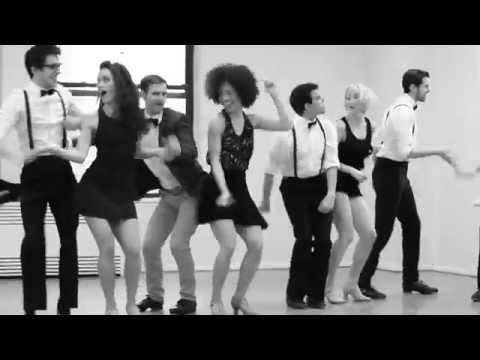 Uptown Funk Tap Dance Rehearsal - #Tappy