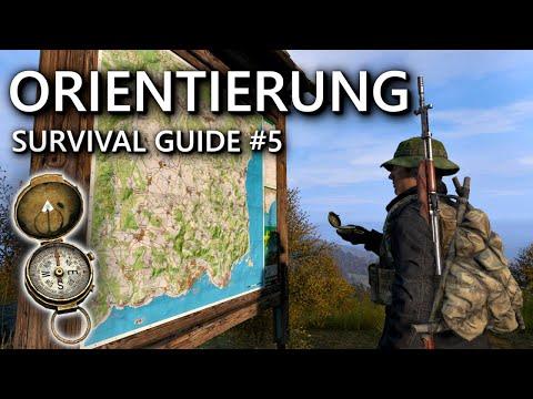 🧭 Nie wieder verlaufen in DayZ! | Orientierung & Navigation | Survival Guide #5 | DayZ Deutsch