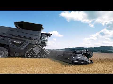 Fendt Ideal Recolour Your Harvest Youtube