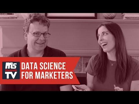 Marketing Intelligence: Data Science for Marketers  |  Mammoth TV