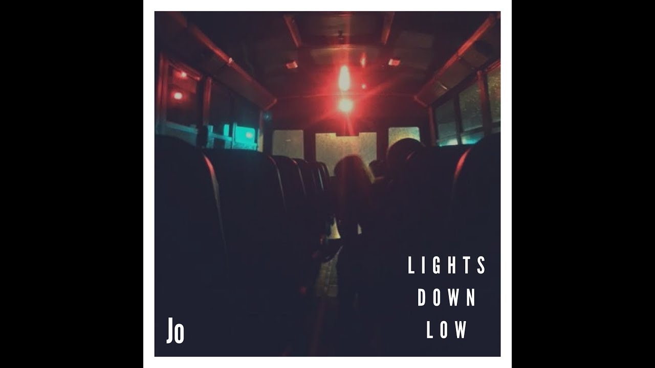 "Jo MacKenzie (Jo) - ""Lights Down Low"" Audio Video { Original Song }"