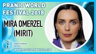 PWF 2018 Mira Omerzel - Mirit (All Languages Subtitles)