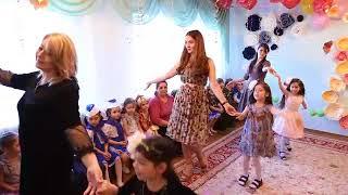 """Детский сад """"Ласточка, танец """"Мама и дочка"""" - подготовительная группа"""