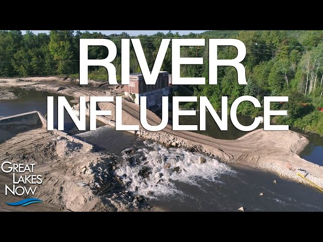 River Influence - Great Lakes Now Full Episode - 1018