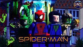 """LEGO Человек-Паук """"Секрет Озкорпа"""" [E:3 S:1]"""