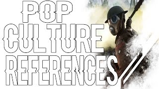 Pop Culture References