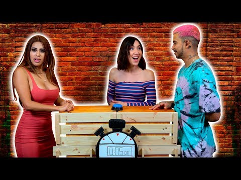 Batalla de los 5 segundos | Kim VS Jaime
