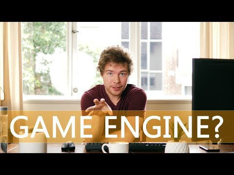 What is a GAME ENGINE?