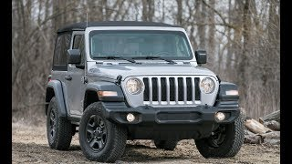 Jeep Wrangler 2018 Car Review