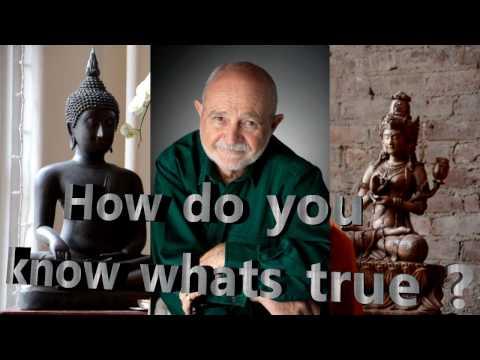 How do you know whats true? - Culadasa at NY Insight